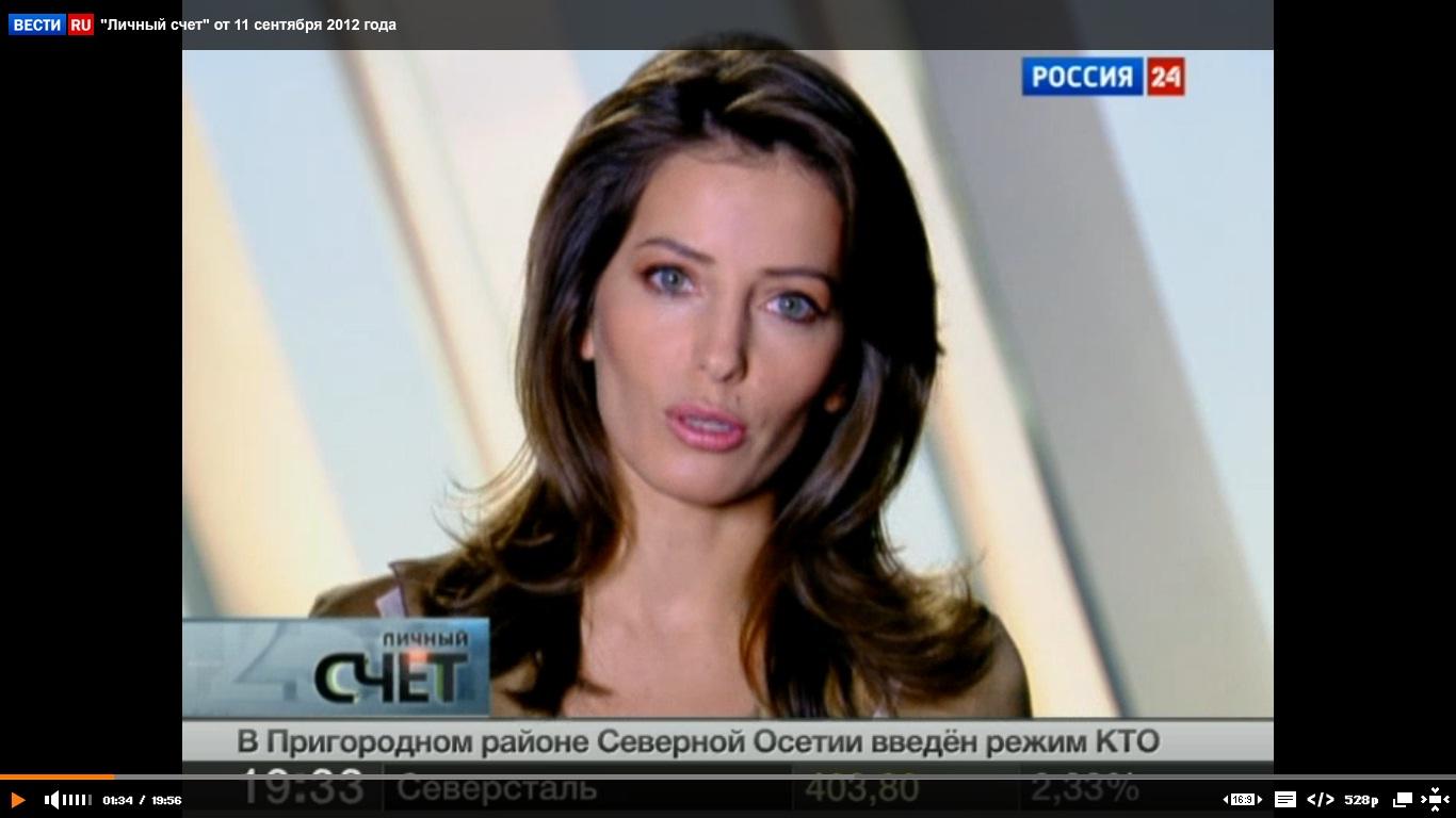 ведущие россии фото