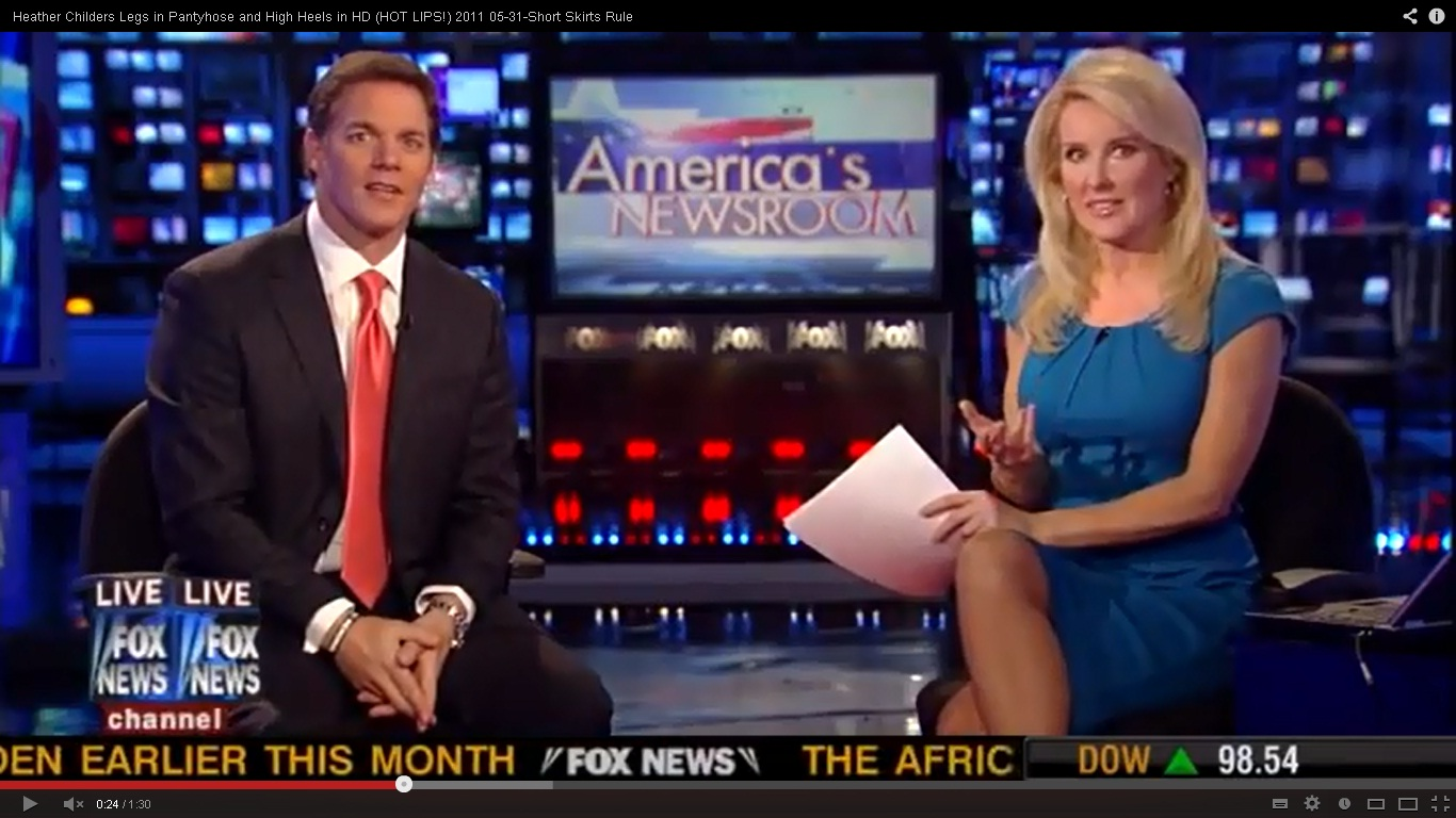 Heather Childers Great Legs Picture